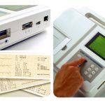Електрокардиограф, портативен ЕКГ апарат с високо качество_1
