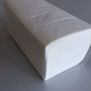 Хартиени кърпи за ръце на пачка